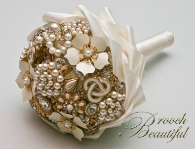 Custom Brooch Bouquets