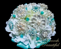 Tiffany Pearl brooch Bouquet web3