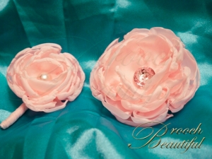 Pretty Pink Corsage Combo