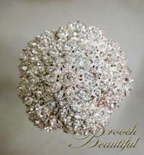 pave platinum brooch bouquet web1