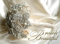 pearl bling brooch bouquet web5