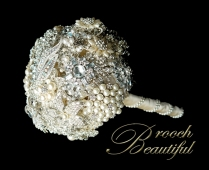 pearl bling brooch bouquet web8